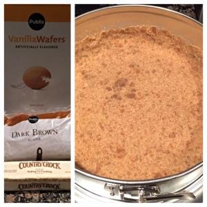 cheesecake step 1