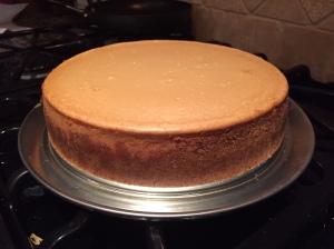 cheesecake step 4